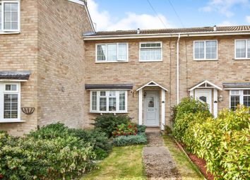 Thumbnail 3 bed terraced house for sale in Regent Close, Toftwood, Dereham