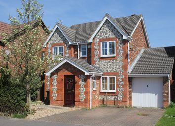 Thumbnail 4 bed detached house for sale in Stanier Way, Hedge End, Southampton, Hampshire