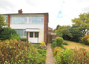 Thumbnail 3 bed semi-detached house for sale in Brendon Road, Worthing, West Sussex