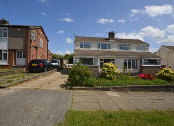 Thumbnail 3 bed semi-detached house to rent in Wesley Avenue, Low Moor, Bradford