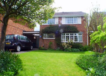 Thumbnail 4 bedroom detached house for sale in Fernwood, Stafford