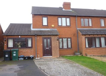 Thumbnail 3 bedroom semi-detached house for sale in Admirals Way, Shifnal
