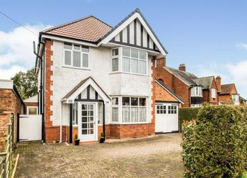 Thumbnail 3 bed detached house for sale in Cubbington Road, Leamington Spa, Warwickshire, England