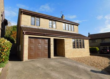 Thumbnail 4 bed detached house for sale in Parcroft Gardens, Yeovil
