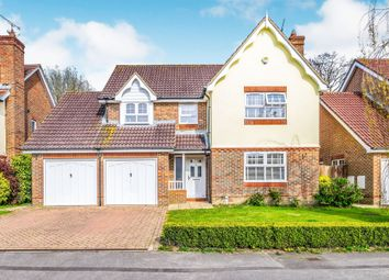 Thumbnail 4 bed detached house for sale in The Oaks, Burgess Hill