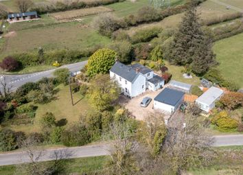 Thumbnail 4 bed detached house for sale in Swn Y Mor, Ludchurch, Narberth, Pembrokeshire