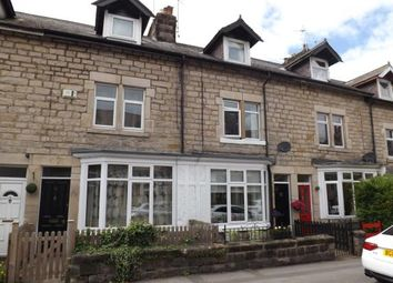 Thumbnail 4 bed terraced house for sale in Grange Avenue, Harrogate, North Yorkshire