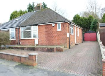 Thumbnail 2 bed bungalow to rent in Waverley Road, Knuzden, Blackburn
