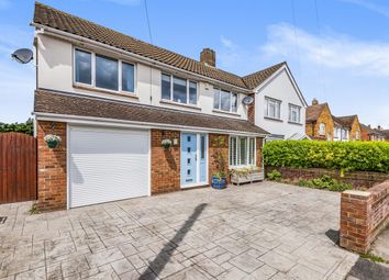 Thumbnail 5 bed semi-detached house for sale in Burnetts Road, Windsor