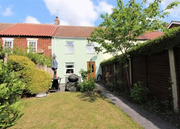 Thumbnail 2 bed terraced house for sale in Prospect Place, Winterton-On-Sea, Great Yarmouth