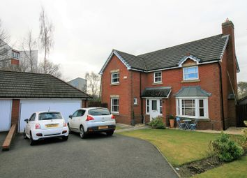 Thumbnail 4 bed detached house for sale in East Craigs Rigg, Edinburgh