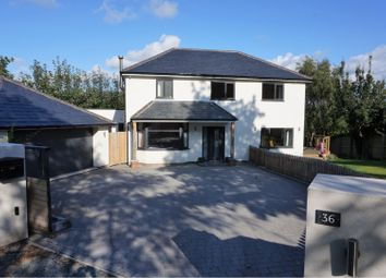 Thumbnail 4 bed detached house for sale in Gorse Lane, West Kirby