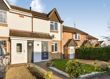 Thumbnail 2 bed terraced house for sale in Marlowe Road, Larkfield, Aylesford, Kent