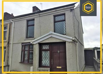 Thumbnail 3 bed terraced house to rent in Station Road, Llangennech, Llanelli