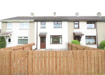 Thumbnail 3 bedroom terraced house to rent in Tobergill Gardens, Dunadry, Antrim