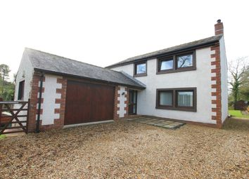 Thumbnail 4 bed detached house for sale in Orchard House, Ivegill, Carlisle, Cumbria