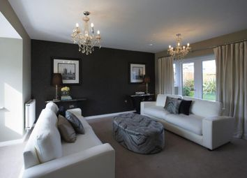 Thumbnail 4 bed detached house to rent in Inglis Barracks, Mill Hill, London