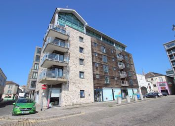 Thumbnail 2 bedroom flat to rent in Vauxhall Street, The Barbican, Plymouth, Devon