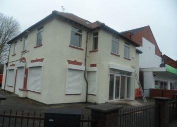 Thumbnail Studio to rent in Flat 3, Barlow Moor Road, Chorlton
