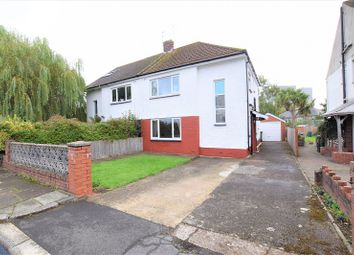 Thumbnail 3 bed semi-detached house for sale in Coed Glas Road, Llanishen, Cardiff.