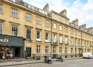 Thumbnail 2 bedroom flat for sale in Alfred Street, Bath