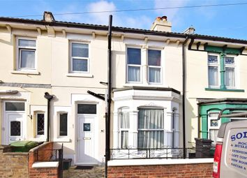 Thumbnail 3 bed terraced house for sale in Westbourne Road, Copnor, Hampshire