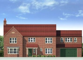Thumbnail 5 bed detached house for sale in Main Road, Crick, Northampton, Northamptonshire