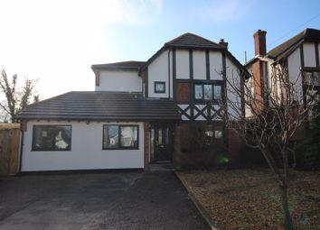 Thumbnail 4 bed detached house for sale in Bryn Lupus Road, Llanrhos, Llandudno