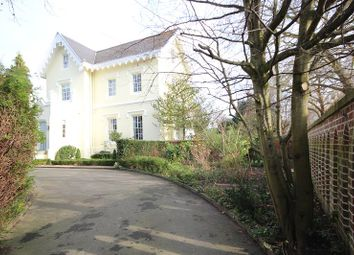 Thumbnail 2 bed flat to rent in Malden Court, Basement Flat, Pittville Lawn, Pittville