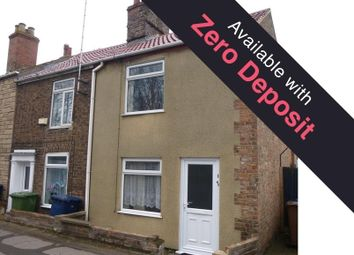 Thumbnail 2 bedroom terraced house to rent in Lynn Road, Wisbech