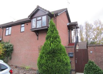 Thumbnail 1 bed flat to rent in Stirling Crescent, Hedge End, Southampton