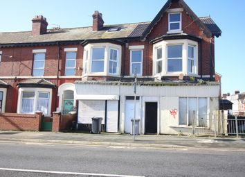 Thumbnail 3 bed block of flats for sale in Lytham Road, Blackpool