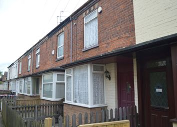 Thumbnail 2 bed terraced house for sale in Irene Avenue, Durham Street, Hull