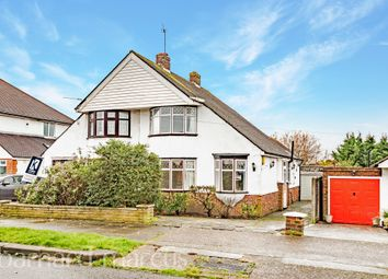 Thumbnail 3 bed semi-detached house for sale in Firswood Avenue, Stoneleigh, Epsom