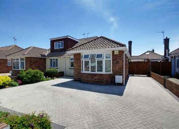 Thumbnail 3 bed semi-detached bungalow for sale in Leeward Road, Worthing, West Sussex
