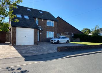 Thumbnail 4 bed detached house for sale in Yealand Drive, Lancaster
