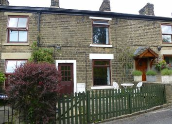 Thumbnail 2 bed terraced house for sale in Clough Lane, Little Hayfield, Derbyshire