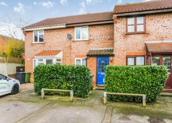 2 bed terraced house for sale in Keeling Way, Attleborough NR17