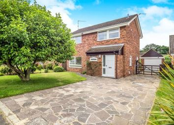 Thumbnail 3 bedroom detached house for sale in Coltishall, Norwich, Norfolk