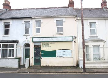 Thumbnail 4 bed terraced house for sale in Cattedown Road, Plymouth