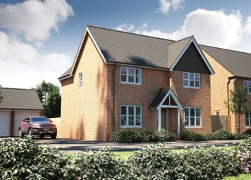 "Thumbnail 4 bed detached house for sale in ""The Astley Sp"" at Redbridge Lane, Nursling, Southampton"