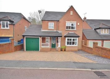 Thumbnail 4 bed detached house for sale in Chestnut Close, Harlow Wood, Nottinghamshire