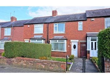 Thumbnail 2 bed terraced house for sale in Kenton Road, Newcastle Upon Tyne