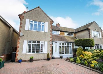 Thumbnail 3 bedroom semi-detached house for sale in Morley Avenue, Mangotsfield