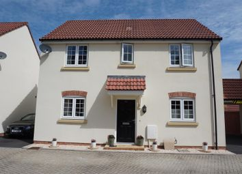 Thumbnail 3 bed detached house for sale in Barons Crescent, Trowbridge