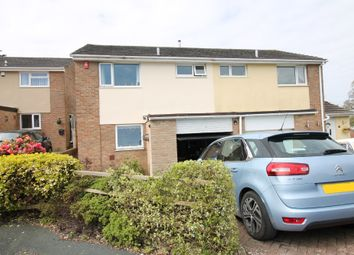 Thumbnail 3 bed semi-detached house for sale in Edwards Close, Plympton, Plymouth