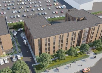 Thumbnail 1 bed flat for sale in The Villas, Boothen Road, Stoke-On-Trent