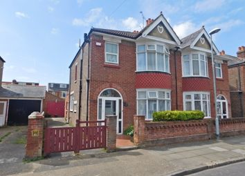 Thumbnail 3 bed semi-detached house for sale in Torrington Road, Portsmouth