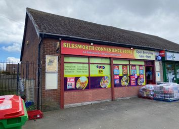 Thumbnail Retail premises for sale in Silksworth Terrace, Sunderland