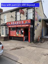 Thumbnail Leisure/hospitality for sale in Clare Road, Grangetown, Cardiff